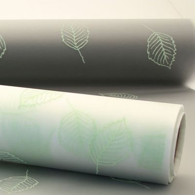 Green Leaf Frosted Film (80cm x 50m)