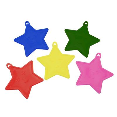 Star Shape Balloon Weights