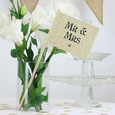 MR AND MRS FLAG