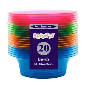 multi-coloured-partyware
