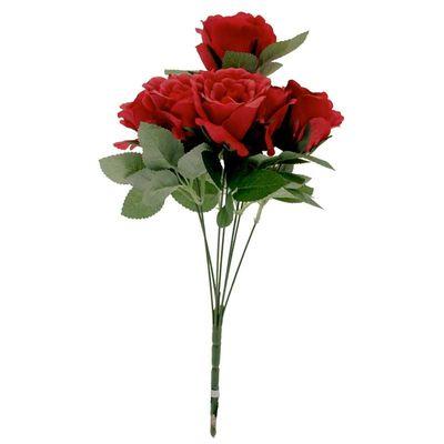 Eden Rose Bunch - Red
