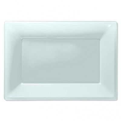 Clear Serving Platters