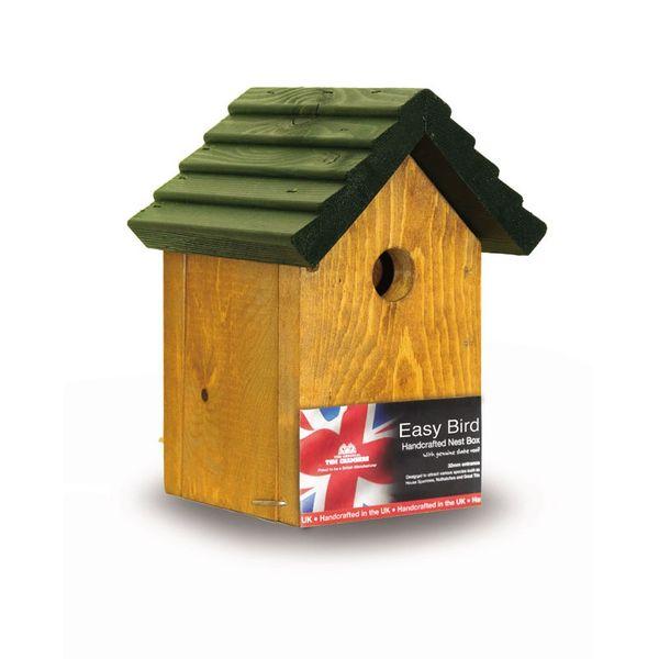 Tom Chambers Easy Bird Nest Box