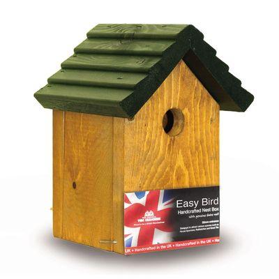 Tom Chambers Snoozy Bird Box