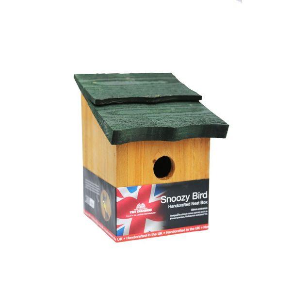 Tom Chambers Snoozy Nest Box