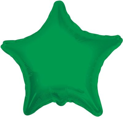 Emerald Green Star (22inch)