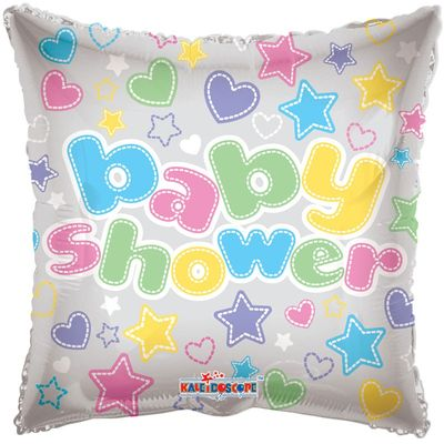 Baby Shower Pillow Foil Balloon