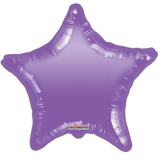 Purple Star Gellibean Balloon