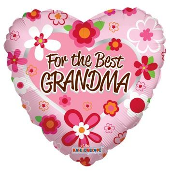 For The Best Grandma Balloon]#