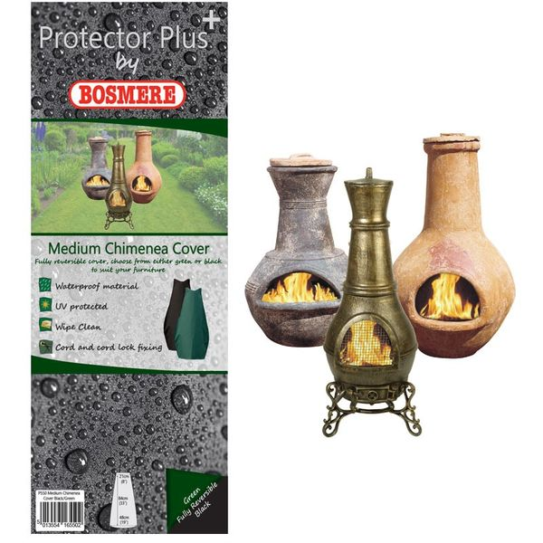 Bosmere Protector Plus Chimenea Cover