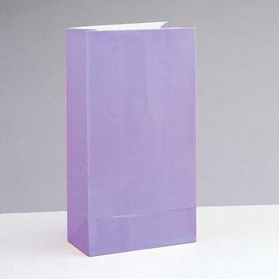 Lavender Party Bags
