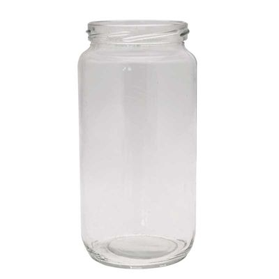 Glass Jam Jar