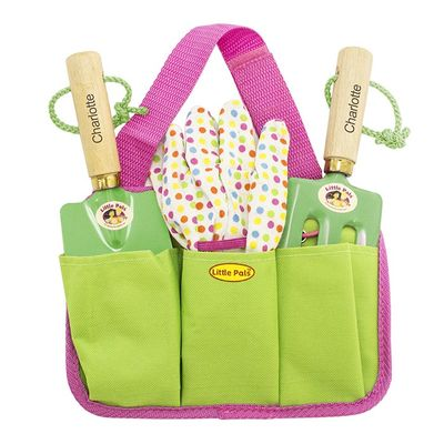 Personalised Girls Tool Set