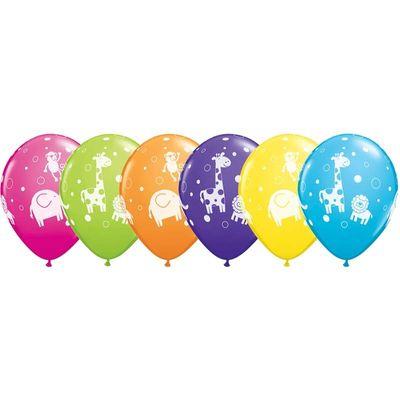 Jungle Animal Balloons