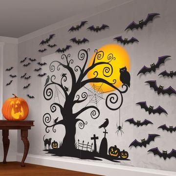 Halloween Scene Setter