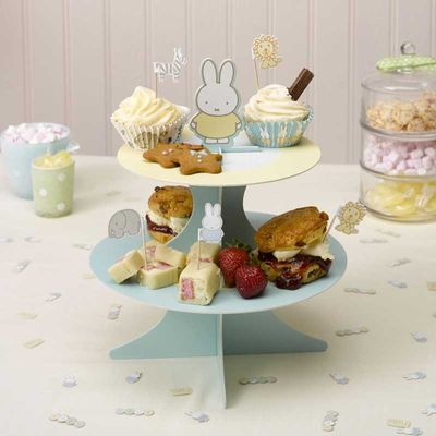 Miffy Cup Cake Stand