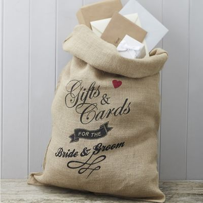 Card and Gift Sack