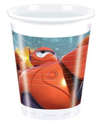 Big Hero 6 Party Cups