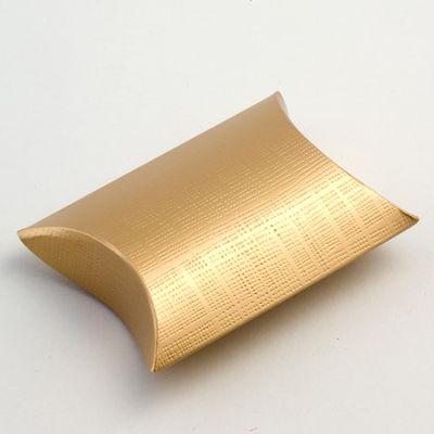Gold Pillow Favour Box