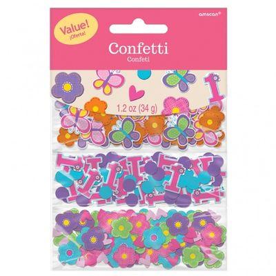 Sweet Birthday Girl Confetti