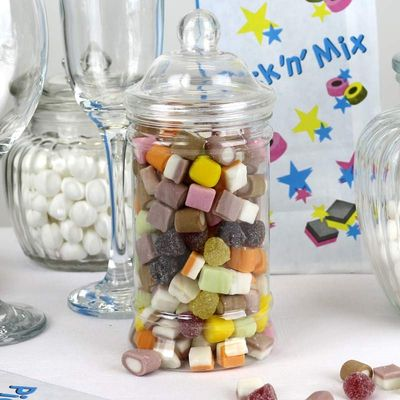 Dolly Mixtures Candy Jars