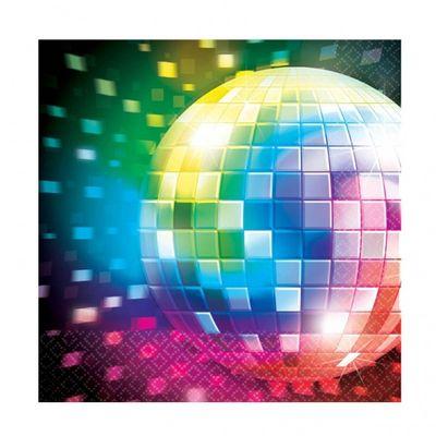 70s Disco Fever Party Napkin s