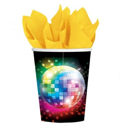 70s Disco Fever Cups
