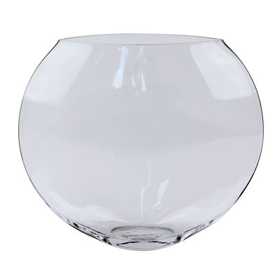 Flattened Bubble Bowl
