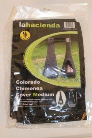 La Hacienda Colorado Chimenea Cover - Medium 60538