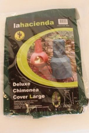 La Hacienda Deluxe Chimenea Cover - Large 60534