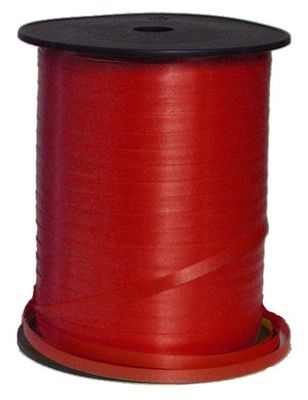 Super Red Curling Ribbon