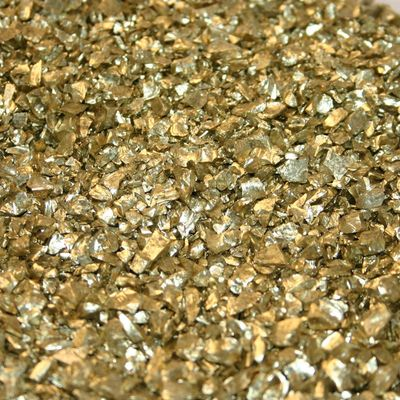 Gold Glass Sand