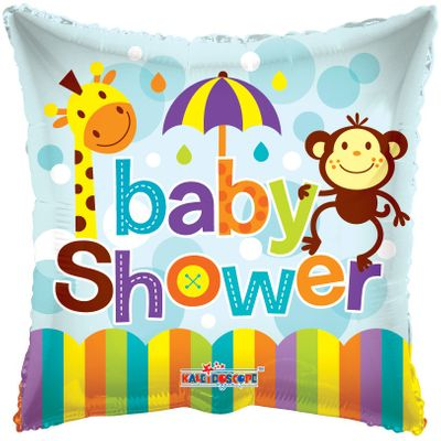"18"" Baby Shower Pillow Balloon"