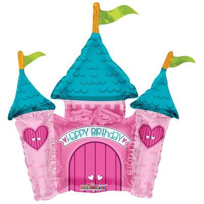 """14"""" Princess Castle Balloon"""