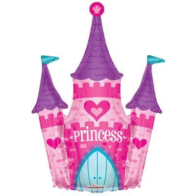 "36"" Princess Castle Supershape Balloon"