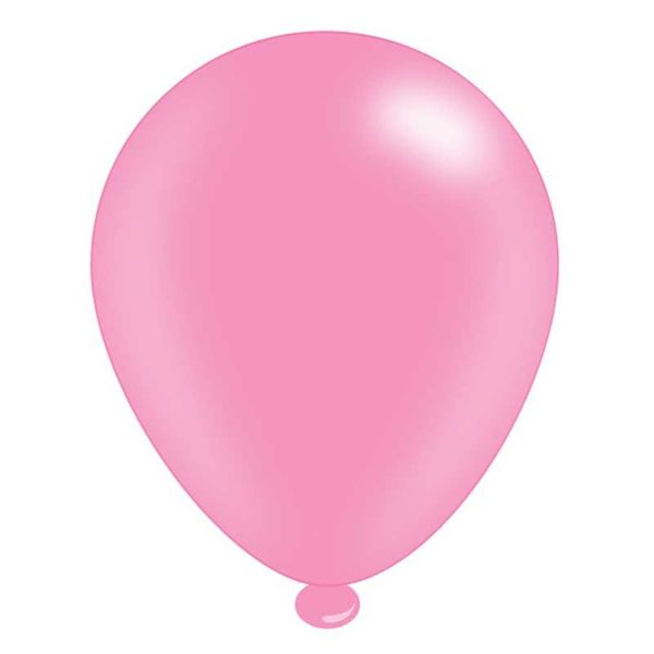 Pale Pink Latex Balloons