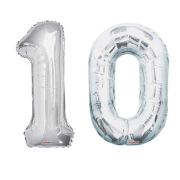 Number 10 Birthday Category
