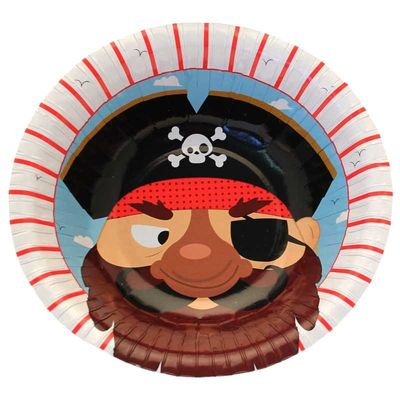 Patch Pirate Party Bowls