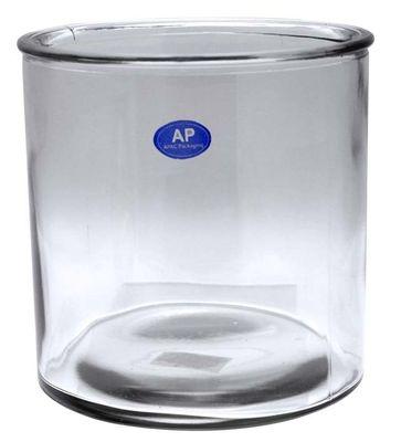 Clear Cylinder Vase