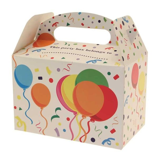 Balloons Party Box