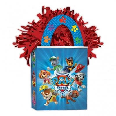 Paw Patrol Tote Balloon Weight