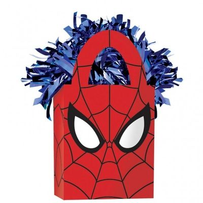 Spiderman Tote Balloon Weight