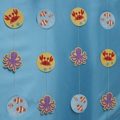 Under the Sea Hanging Decorations