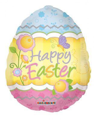 "18"" Easter Egg Shape - Happy Easter"