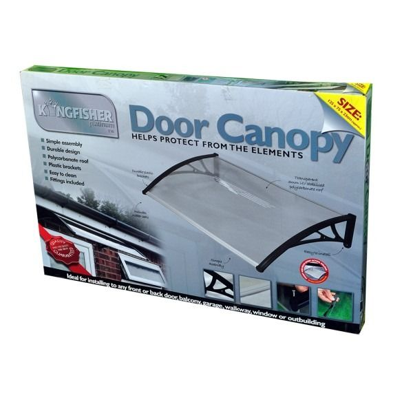 Kingfisher Door Canopy - Boxed