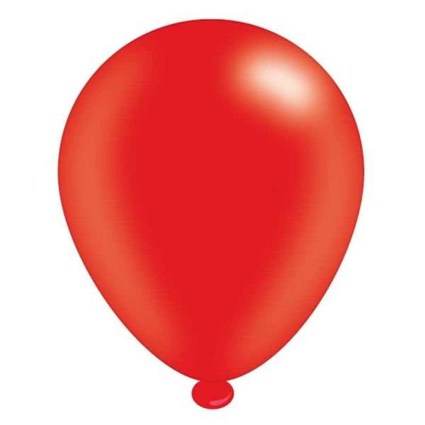 Red Latex Party Balloons