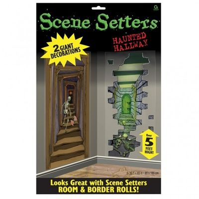 Haunted Hallways Scene Setters