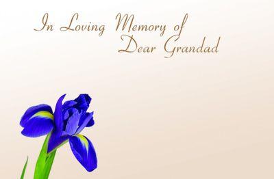 Dear Grandad