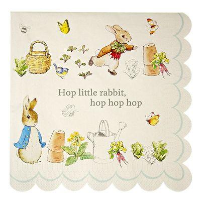 Peter Rabbit Napkins