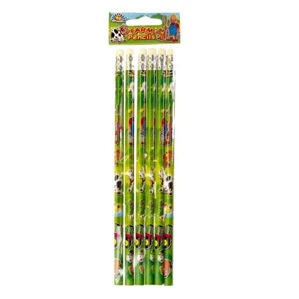 Farmyard Pencils